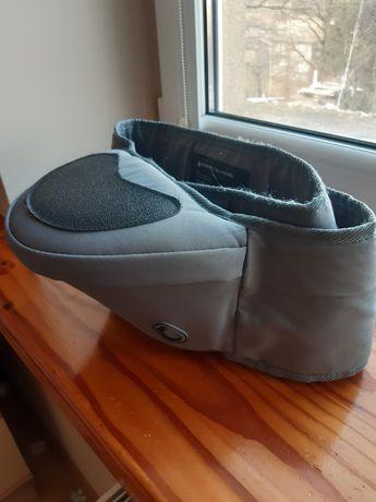 Hipseat Hippychick siedzisko nosidlo na biodro szare