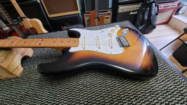 Guitarra Electrica Fender Stratocaste Mexican