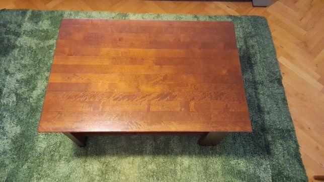 Drewniany stolik bukowy Szynaka Meble