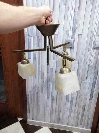 Lampa 3-kamienna