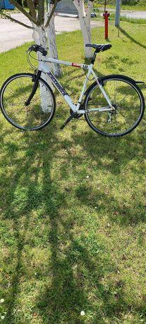 Rower Tretwerk Subs 1.0 28-calowy rower fitness biały