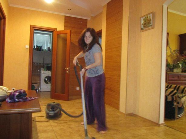 Домработница (уборка квартир) -ищу работу для себя.