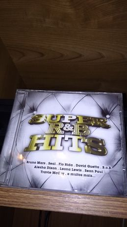 CD•Super R&B HITS