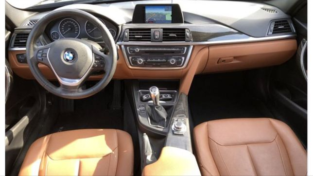 Bmw f30 320 d 163 ps manual  Luxury Line  EfficientDynamics Edition.