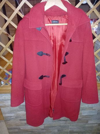 elegancki płaszcz z kapturem Steilmann
