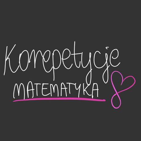 korepetycje MATEMATYKA ( 4 miejsca na rok 2021/22)