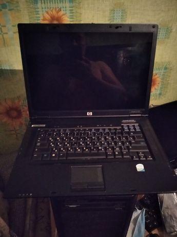 продам ноутбук бу HP Compag 7400