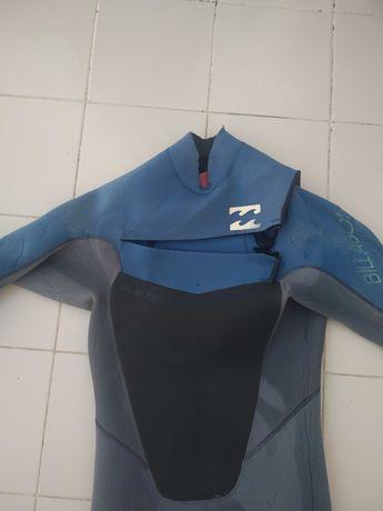 Fatos surf Billabong e reflex