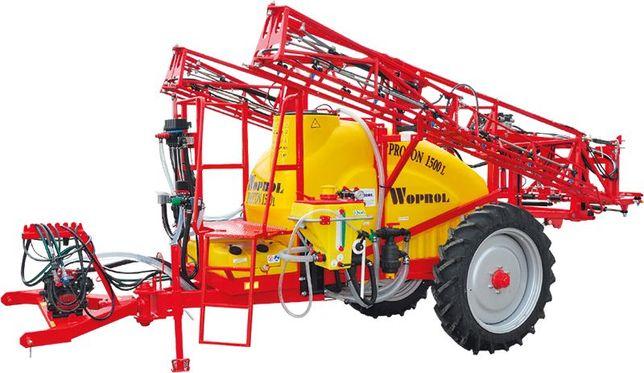 WOPROL Maszyny Rolnicze Opryskiwacz 1500L
