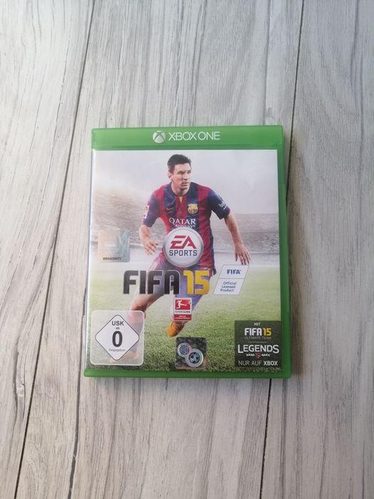 Xbox one gry Głubczyce - image 1