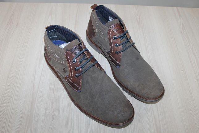 Ботинки замшевые Dockers by Gerli