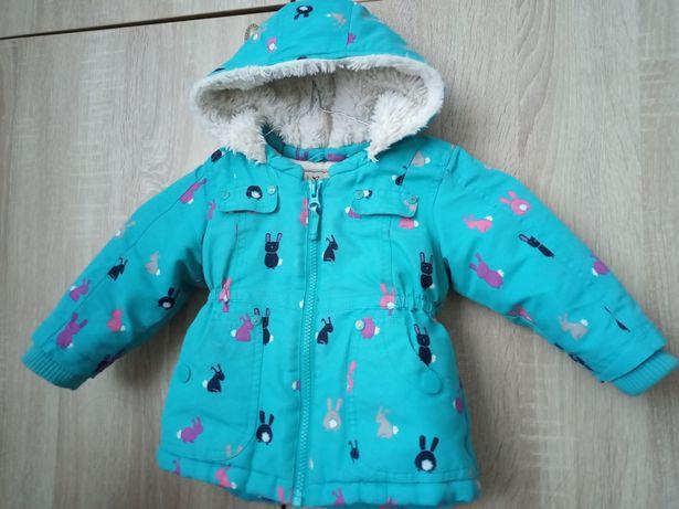 Курточка Next для дівчинки весна осінь куртка для девочки деми
