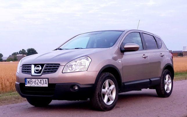 Nissan Qashqai 1.5 dCi, 2008r, NissanPL