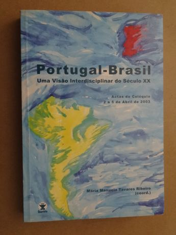 Portugal-Brasil de Maria Manuela Tavares Ribeiro
