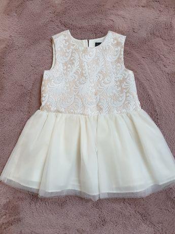 Sukienka princeska roz 92