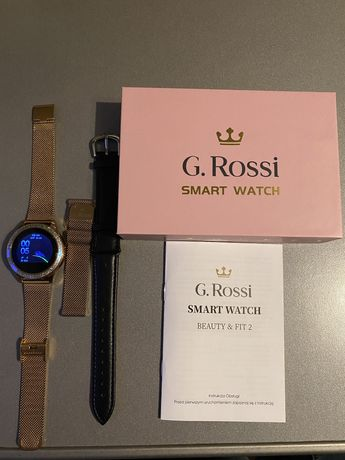 Zegarek Smart Watch G.Rossi Beauty&Fit 2 -NOWY !