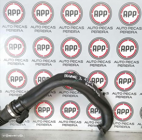 Tubo de admissão turbo Renault Megane 3 1.5 DCI referência 8200645723.