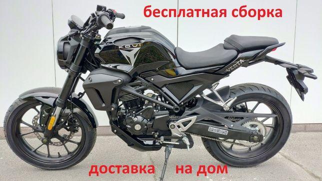 Мотоцикл Kovi VERTA