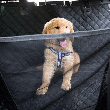 new !!! Mata do samochodu dla psa pokrowiec (I085)