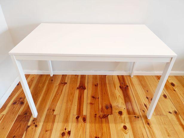 Mesa extensível branca 120x80 (nova)