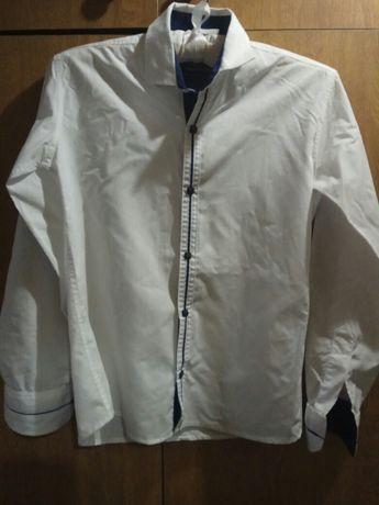 Рубашка белая 300 рублей