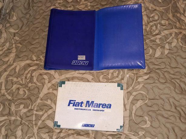 Fiat MAREA instrukcja obsługi