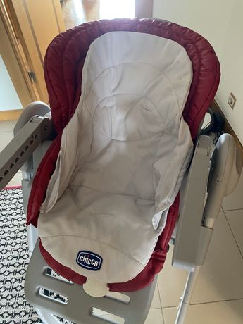 Cadeira para bebé Polly Magic da Chicco