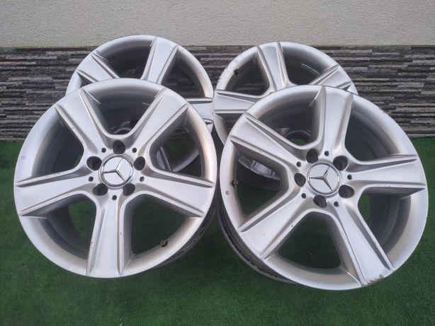 Alufelgi 17 cali 5x112 oryginalne Mercedes