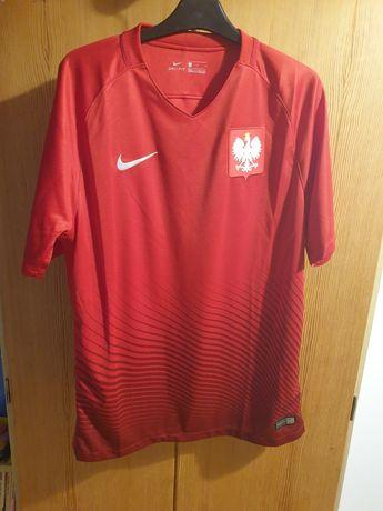 Oryginalna koszulka Reprezentacji Polski Nike