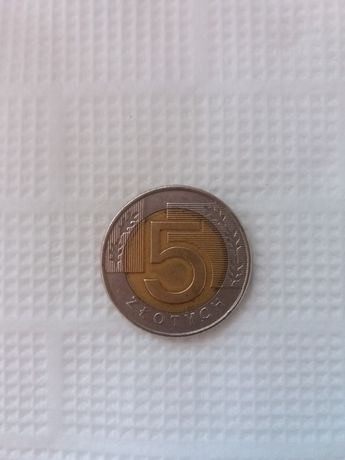 5 злотых монеты Польши