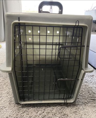 Caixa de transporte Pet 50x 80