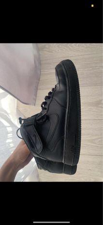 Air Force 1 czarne piękna czerń
