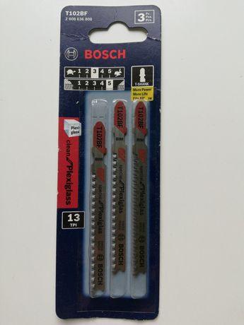 Brzeszczot do wyrzynarki Bosch T102H nowy z USA