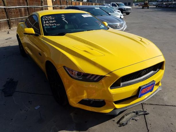 2016 Ford MUSTANG GT из США