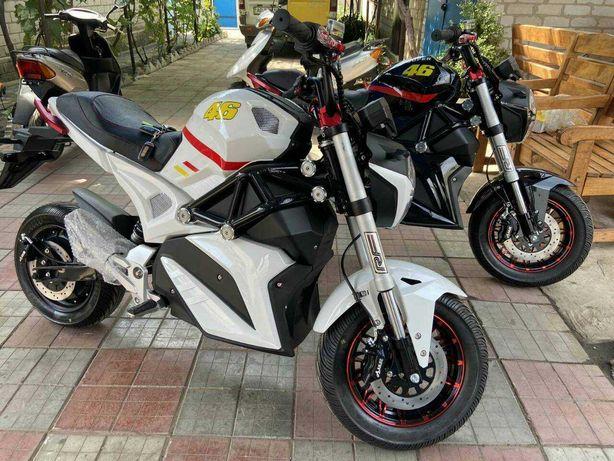 Электромотоцикл Мотоцкл 2000 вт