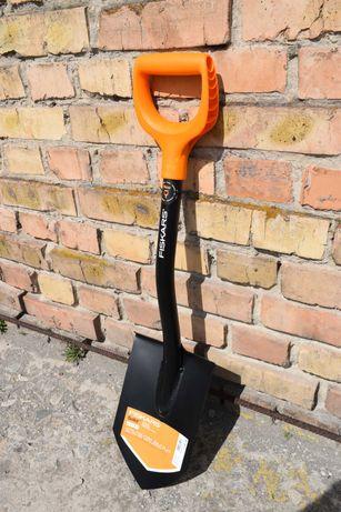 Лопата саперна для копа Саперка Фискарс Fiskars Solid 131417