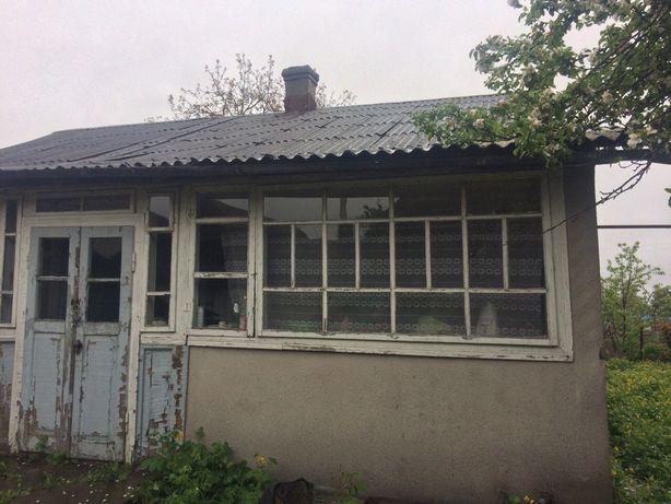 Продам 1/2 дома в центре г. Корец, фасад
