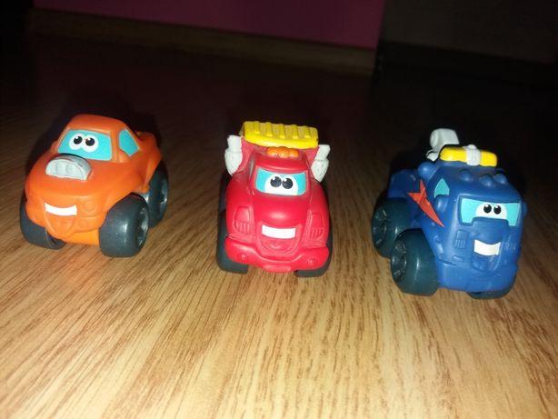 Zestaw samochodzików