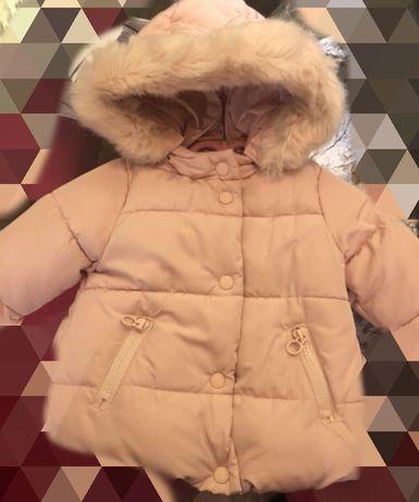 Продам оочень удобную куртку с полукомбинезоном