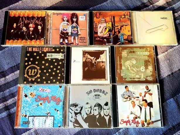 Lote de 10 CDs - Rock Alternativo 2 (Portes Grátis)