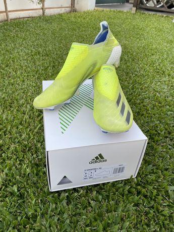 Chuteiras Adidas X Ghosted + FG
