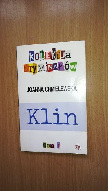 Chmielewska Joanna Klin -- wysyłam natychmiast