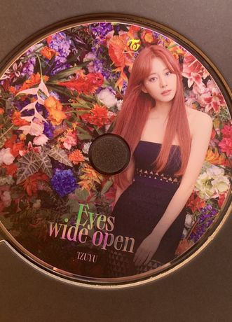 Płyta Kpop Twice Eyes Wide Open - Tzuyu