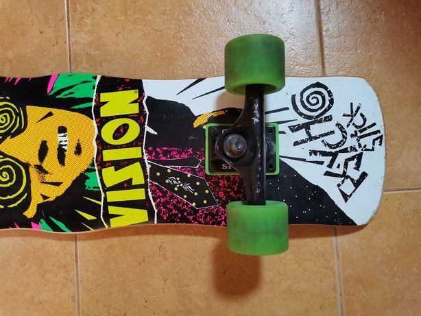 Skate como novo.