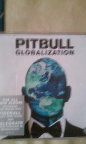 pitbull globalization płyta cd