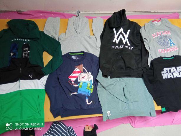 Mega paka dla chłopaka 140-152 ZARA, Reserved, H&M ubrania dla chłopca