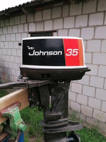 silnik zaburtowy Johnson 35