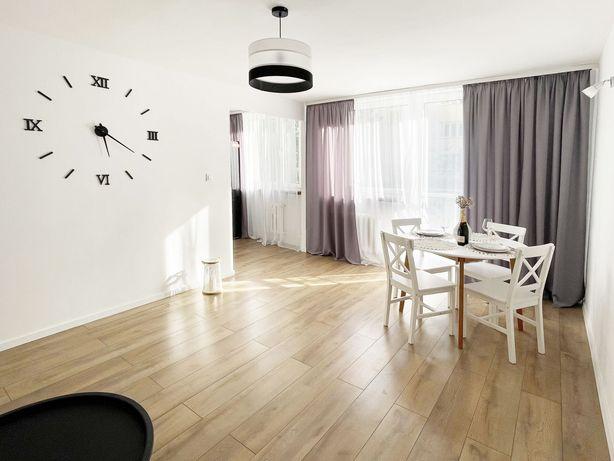 Atrakcyjne i słoneczne mieszkanie po remoncie.