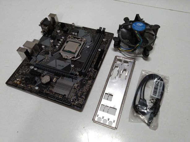 Bundle Intel Core i7-9700 + Motherboard ASUS PRIME H310M-K R2.0