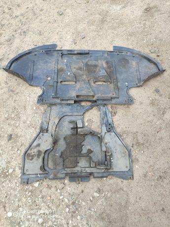 Защита двигателя и коробки Ауди а6с5